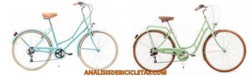bicicletas vintage mujer