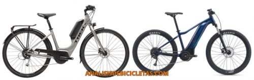 Bicicletas electricas para mujer