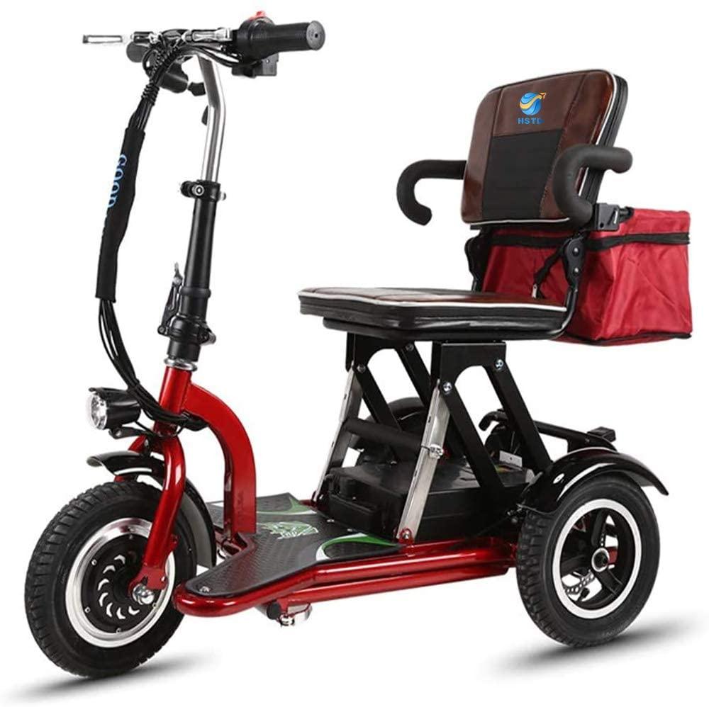 Triciclo electrico adulto
