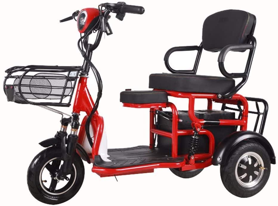 Triciclos eléctricos potentes