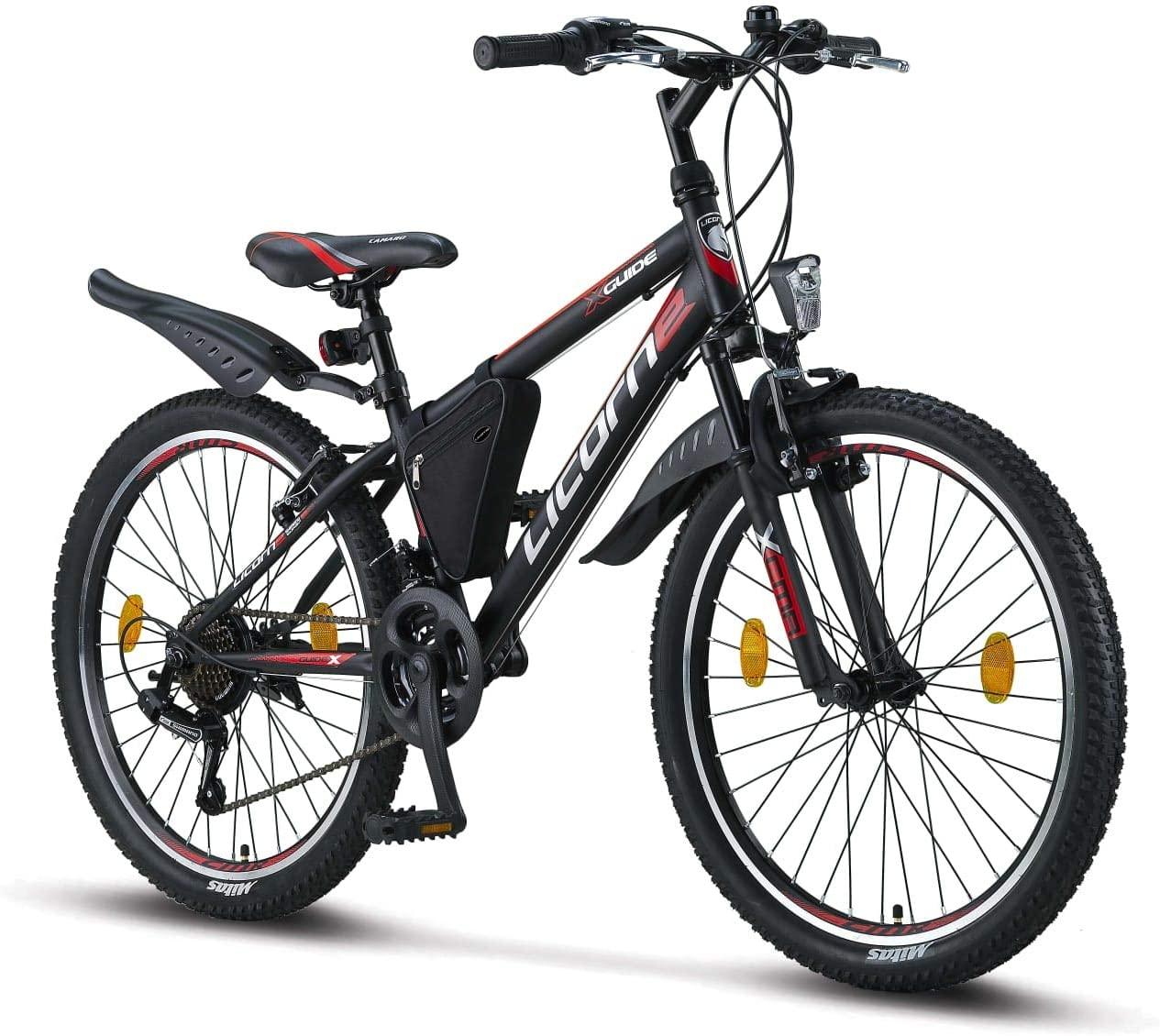 Bicicletas para niños de 24 pulgadas