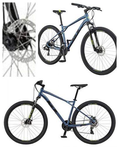 GT agressor precio bicicleta montaña mujer