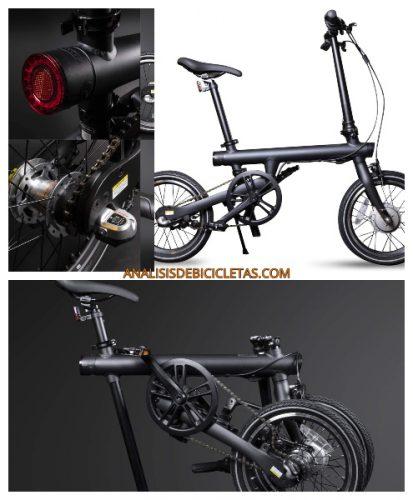 Xiaomi Qicycle bicicleta plegable barata