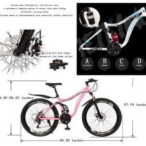 ¿Cómo se adaptan las bicicletas para la mujer? 🤔