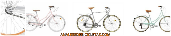 Fabric bikes marca bicis mujer vintage