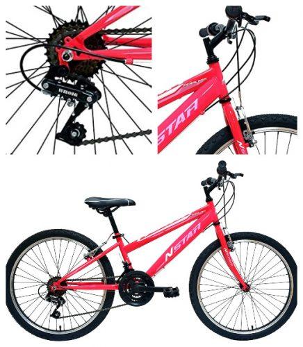 Bicicleta niño 24 barata buena calidad precio
