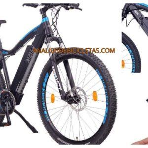 La mejor bicicleta eléctrica ebike mtb calidad precio del〖2020〗