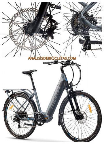 Bicicleta urbana Moma barata calidad