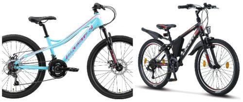 Bicicletas para niños de 24 pulgadas. Las mejores del 【2020】