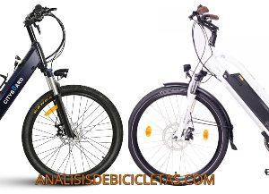🥇Mejor Bicicleta eléctrica urbana del 【2020】