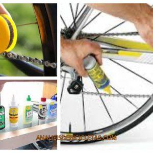 Engrasar la cadena de una bicicleta eléctrica ♻️