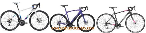 Bicicletas de carretera para mujer dama
