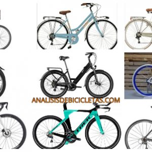▷ Modelos de bicicletas adaptadas para mujer ◁