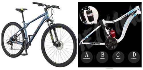 Bicicleta de montaña para mujer. Analizamos Las mejores del【2020】