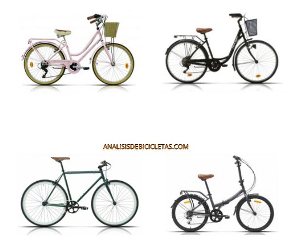 Megamo urbanas bici vintage dama