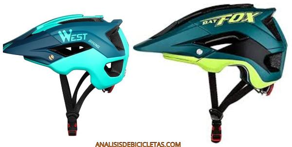cascos de bicicleta adulto trail precio
