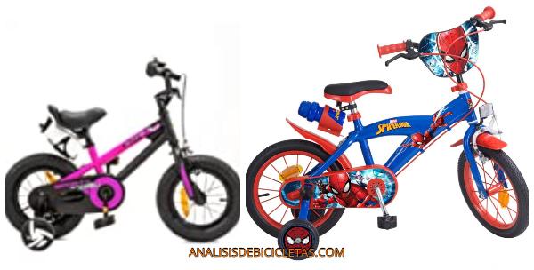 bicicletas niños seguras 3 años