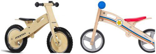 🥇 Las mejoresBicicletas de madera sin pedales para niños del 【2020】.🥇