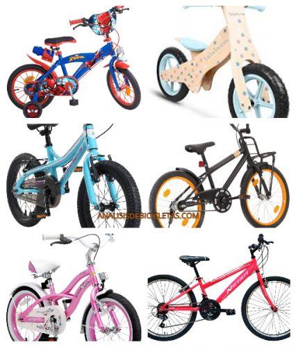 ▷ Bicicletas para niños seguras ◁ Breve guía para eligir bicicletas seguras.