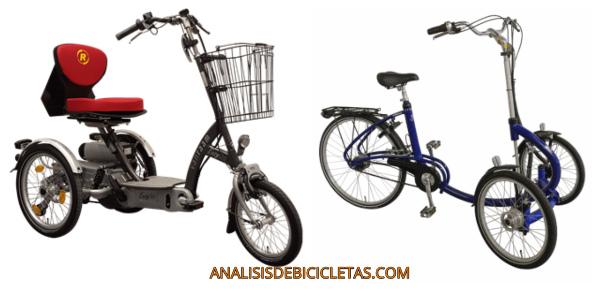 triciclos electricos adulto