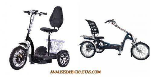 Triciclos electricos adul