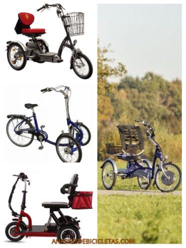 Triciclos eléctricos, conoce todos sus detalles ✅.