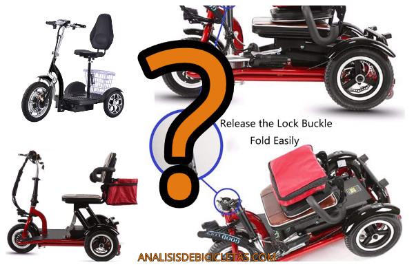 elegir triciclo adulto seguro