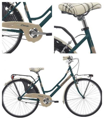 Bicicleta cicli cinzia Vintage dama barata