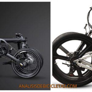🥇La mejor Bicicleta eléctrica plegable del 2020🥇