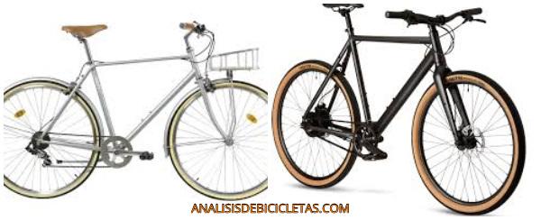bicicleta urbana city bike.