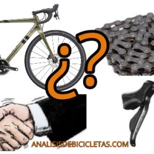 Bicicletas de carretera de segunda mano