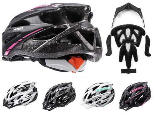 Cascos para bicicleta baratos Meteor TOP precio bajo