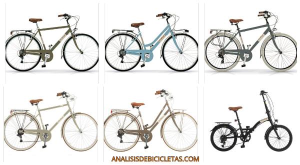 marcas de bicicleta paseo mujer vintage dama